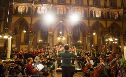Weihnachts Oratorium Meezingconcert Amsterdam 2014_02