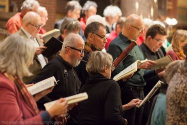 Weihnachts Oratorium Meezingconcert Amsterdam 2014_03