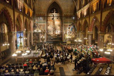 Weihnachts Oratorium Meezingconcert Amsterdam 2014_15
