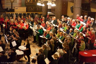 Weihnachts Oratorium Meezingconcert Amsterdam 2014_19