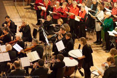 Weihnachts Oratorium Meezingconcert Amsterdam 2014_20