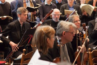 Hohe Messe Meezingconcert Utrecht 7 februari 2015