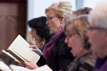 Matthäus Passion Meezingconcert Utrecht 3 april 2015 _05