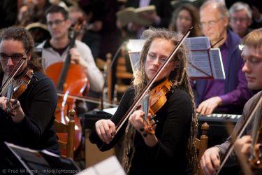 Matthäus Passion Meezingconcert Utrecht 3 april 2015 _06