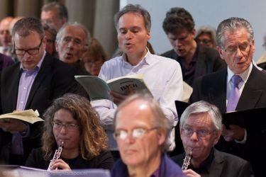 Matthäus Passion Meezingconcert Utrecht 3 april 2015 _07