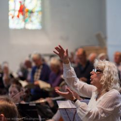 Matthäus Passion Meezingconcert Utrecht 3 april 2015 _10