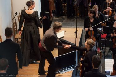 Matthäus Passion Meezingconcert Utrecht 3 april 2015 _15