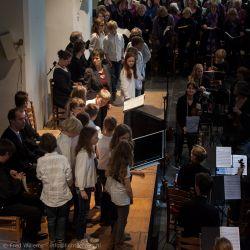 Matthäus Passion Meezingconcert Utrecht 3 april 2015 _16