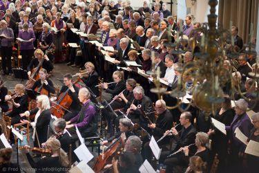 Matthäus Passion Meezingconcert Utrecht 3 april 2015 _17