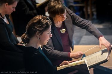 Matthäus Passion Meezingconcert Utrecht 3 april 2015 _19