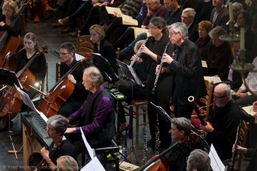 Matthäus Passion Meezingconcert Utrecht 3 april 2015 _20