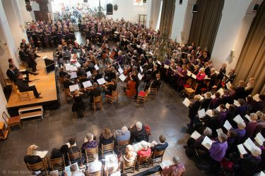 Matthäus Passion Meezingconcert Utrecht 3 april 2015 _21