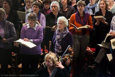 Matthäus Passion Meezingconcert Utrecht 3 april 2015 _24