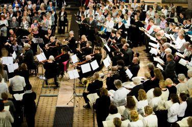 Mozart Requiem Meezingconcert