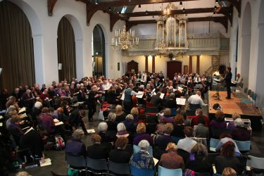 Matthäus Passion Meezingconcert Utrecht 2018_10