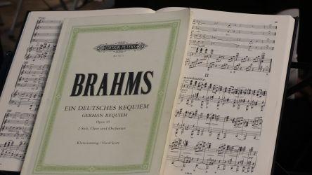 Brahms Requiem 2018 Amsterdam