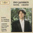 Le Tombeau de Couperin & Chopin: 24 Préludes Op. 28 (Live)