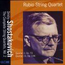 The String Quartets 3 & 15