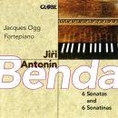 Benda: 6 Sonatas and 6 Sonatinas for Fortepiano