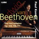 The Piano Sonatas Vol 1: The last sonatas for pian