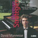 Herman Strategier : Piano Works