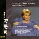 Poulenc: 34 Mélodies Et Chansons