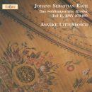 Das Wohltemperierte Klavier,Teil II/ The Well-tempered Clavier Book II