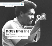 Review by Scott Yanow: McCoy Tyner Trio - Bon Voyage