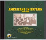 Review by Scott Yanow: Americans in Britain 1920-1925