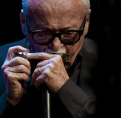 Toots Thielemans announced the end of his musical carreer