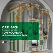 Ton Koopman celebrates the 300th anniversary of C.P.E. Bach