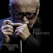 Surprise act of Toots Thielemans on Jazz Middelheim