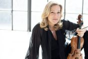Isabelle van Keulen on tour with the Residentie Orchestra!