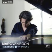 Album Teaser Inventions & Variations by Marc van Roon