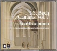 Complete Bach Cantatas Vol. 7