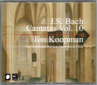 Complete Bach Cantatas Vol. 10