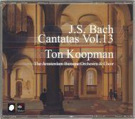 Complete Bach Cantatas Vol. 13
