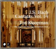 Complete Bach Cantatas Vol. 14