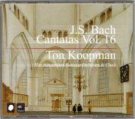 Complete Bach Cantatas Vol. 16