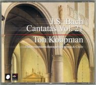Complete Bach Cantatas Vol. 21