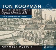 Opera Omnia XII: Chamber Music 1