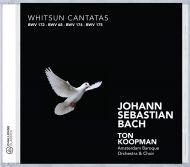 Whitsun Cantatas