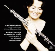 Concertos for oboe, strings & basso continuo