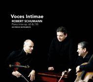 Piano trios op. 63 & 110