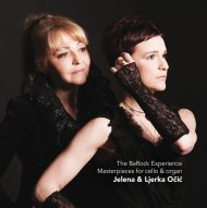 The BaRock Experience - Masterpieces for cello and organ