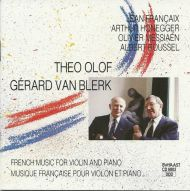 French Music for Violin and Piano