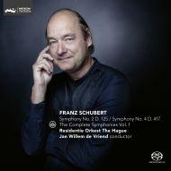 The Complete Symphonies Vol. 1 Symphony No. 2 D. 125 / Symphony No. 4 D. 417