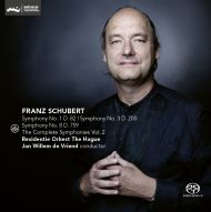 The Complete Symphonies Vol. 2 Symphony No.1, D.82 / Symphony No.3 D.200 / Symphony No.8 D.759