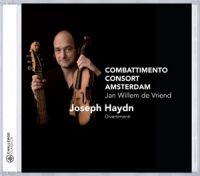 Combattimento Consort records Haydn