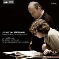 Hannes Minnaar plays Beethoven